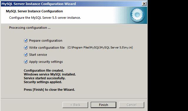простой http сервер windows